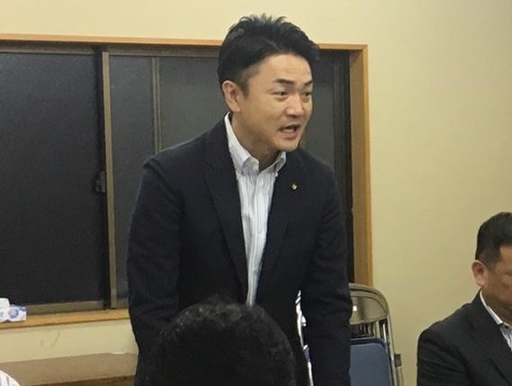 第三選挙区支部 青年局長