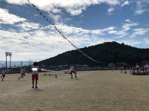 八木中学校運動会_井ノ上剛