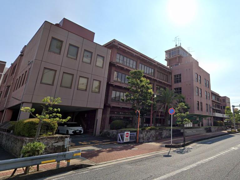 橿原市役所本庁舎