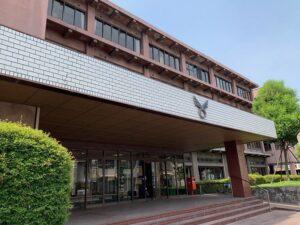 令和3年、築60年を迎える橿原市役所本庁舎